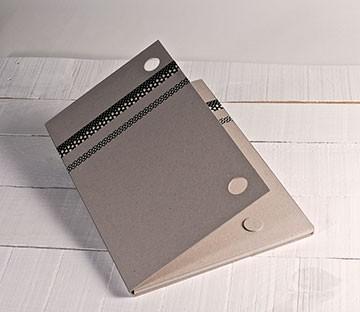 Porte documents en carton recycl en format a3 - Carton a dessin a3 ...