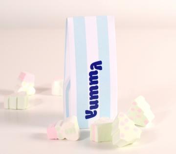 Boîte à bonbons sans fenêtre