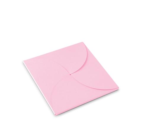 Boîte pour cartes carrées