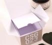 Calage carré en micro-cannelé