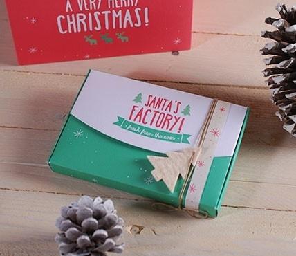 Boîtes à photos pour Noël