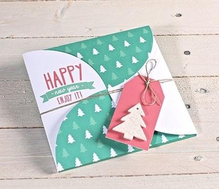 Kit de boîtes de Noël