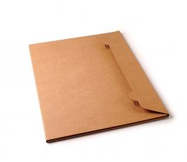 Pochette en carton pour expéditions