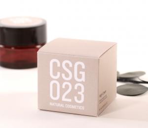 Coffret cadeau carré pour cosmétiques