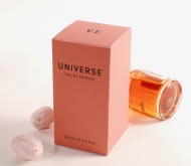 Boîte allongée pour les parfums