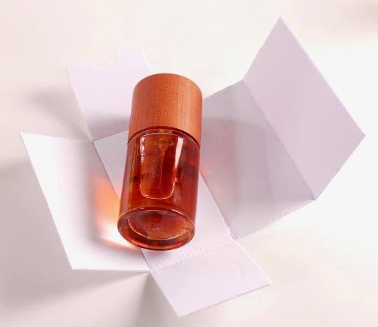 Calage rectangulaire en micro-cannelé