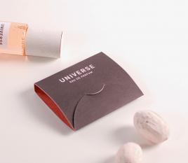 Boîte d'échantillons de parfum