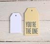 Kit d'étiquettes YOU'RE THE ONE