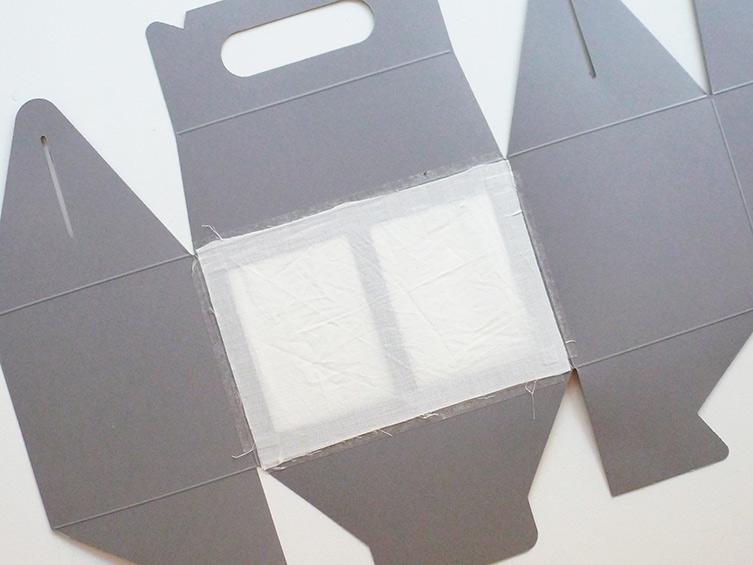 comment faire une lampe partir d une boite en carton 5 selfpackaging blog. Black Bedroom Furniture Sets. Home Design Ideas