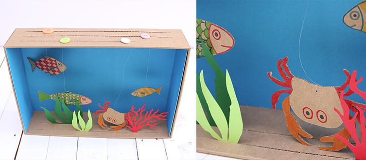 travaux manuels pour enfants selfpackaging blog. Black Bedroom Furniture Sets. Home Design Ideas