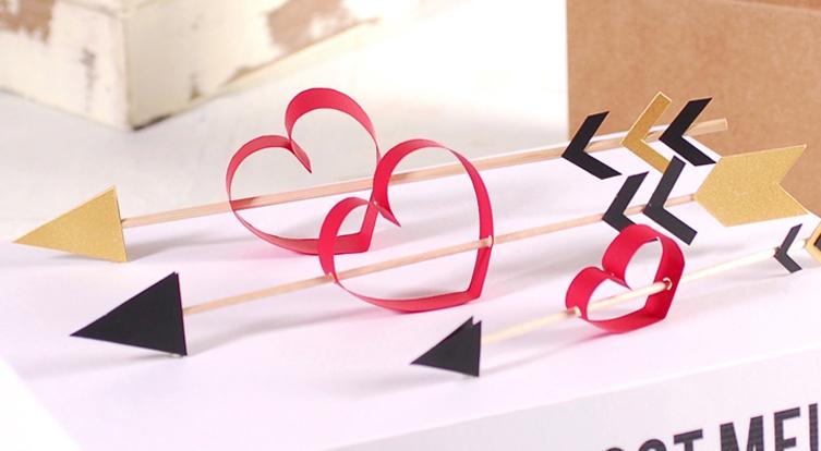Coups de foudre pour le jour de la Saint-Valentin