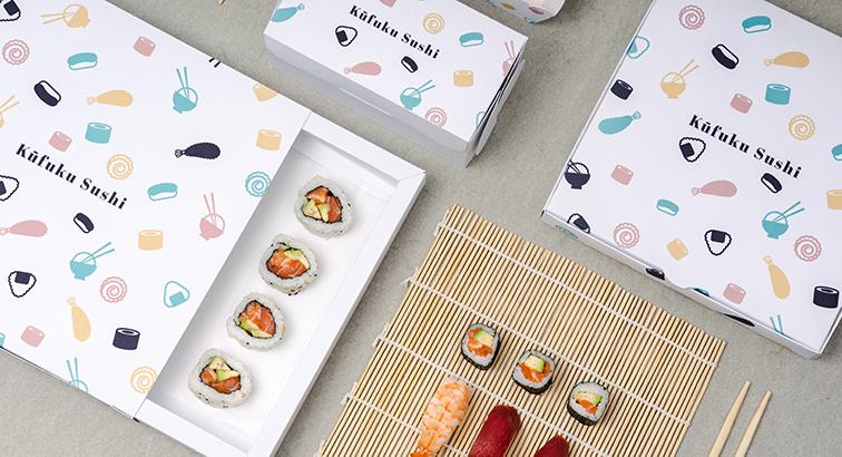 boîtes à sushi