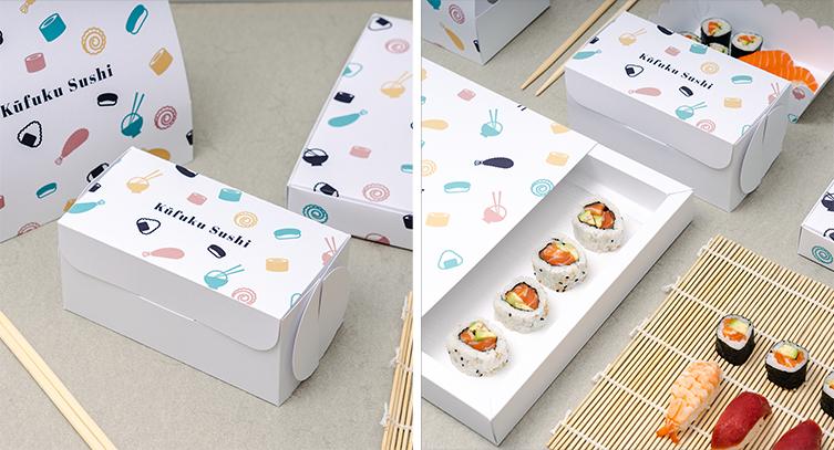 Boîtes imprimées sur mesure